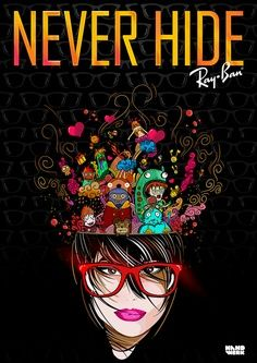 Never Hide by Ray-Ban