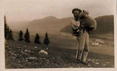 pastierik z Heľpy