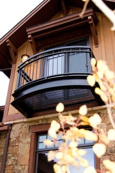 Metal Balcony Design Ideas, Pictures, Remodel, and Decor - page 2