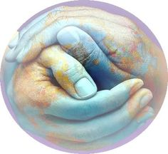 Clasped Earth Pillows, Earth, Throw Pillow, Cushions, Cushion, Scatter Cushions, World