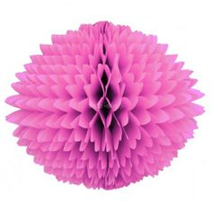 2410f9b7573a2 Pom Pom de Seda Rosa Choque.Pom Pom de Papel de Seda Azul Claro  instantaneamente