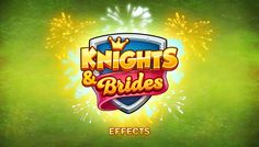 I work as Visual-Effects ArtistKnights & Brides is free to play. Some in-game items are available for purchase. Game Logo Design, Typo Design, Graphic Design, Game Font, Game Effect, Text Effects, Visual Effects, Cartoon Logo, Event Logo
