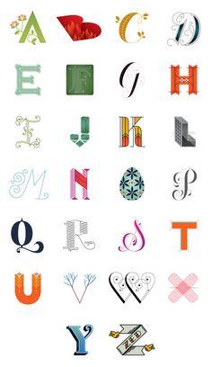 nae-design:  I'm a big fan of every Jessica Hische's beautifully...