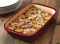 The Pampered Chef: Pesto-Gemüse