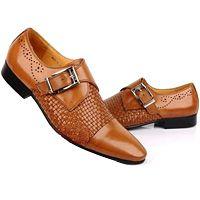 great basket weave cap toe shoe, love the color!
