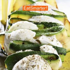 Superfood, Mozzarella, Potato Salad, Cucumber, Low Carb, Healthy Lifestyle, Side Dishes, Grilling, Bbq