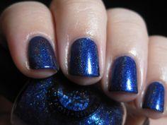 I Love Nail Polish | Indie Go {swatched by : Lavish Layerings} (10!! I want this polish soooo bad!)