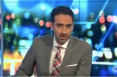 The Project host Waleed Aly produced a powerful editorial for the Australian TV show's first episode following the Paris terror attacks, saying ISIS is much weaker than it wants the public to believe. | This Muslim TV Host Gave An Incredible Speech Following The Paris Terror Attacks