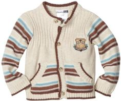 Vitamins Baby-Boys Infant Sweater with Stripe