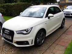 Audi A1 S-Line Detail
