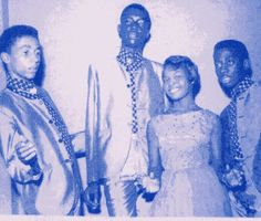 Wailers....are  bob marley, peter tosh, beverley kelso & bunny wailer