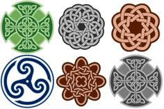 Celtic Knot Iconset (71 icons) | ShifterCat