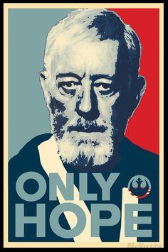 He has my vote