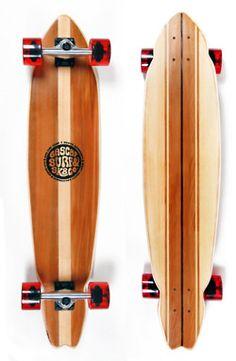 Gascap Longboard 47' Alex Ramon Mas Design www.alexramonmas.com