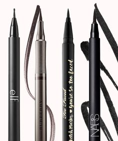 8 New Liquid Eyeliners You Need to Try Right Now
