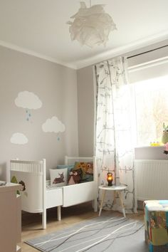 An Icelandic Nursery Mixes Old and New — My Room | Apartment Therapy
