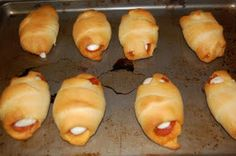 Dinner with The Donnells: Pepperoni Roll Ups