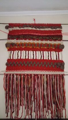 Telar artesanal Weaving Looms
