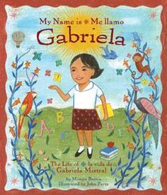 Link to book list of picture books for teaching about South America