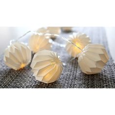 Světelný řetěz s lampiony STAR TRADING Paper - krémový (Vánoční osvětlení) - Place Cards, Place Card Holders, Stud Earrings, Velvet, Stud Earring, Earring Studs