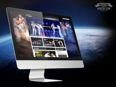 Layout oraz wdrożenie nowej odsłony serwisu Kokoro CUP - Największa Gala Karate w Polsce.