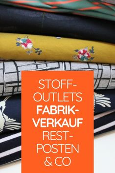 Stoffe günstig faufen Buy fabric cheap – this is the dream of all sewing enthusiasts! Therefore, we have created for you a Germany map of fabric outlets, factory and warehouse sales and stocklots. Great stuff super cheap is the motto! Diy Projects For Kids, Sewing Projects For Beginners, Knitting For Beginners, Knitting Projects, Diy For Kids, Sewing Patterns Free, Free Sewing, Stoff Outlet, Fabric Outlet