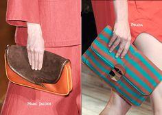 modelos de carteira de mão estampadas