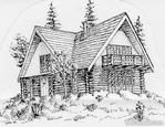 Columbine House, Jasper, Bed and Breakfast Accommodation