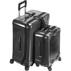 Medium Spinner - Briggs & Riley Torq - Favorite choice in research for great international luggage choices; hardshell, 4 wheels, unconditional warranty, straps