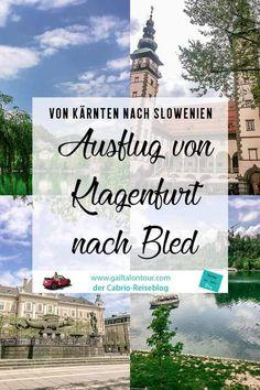 Ausflug vom Wörther See zum Bleder See. #Bled ist der Instagram Hotspot von #Slowenien und genau von hier kommt auch die berühmte #Cremeschnitte her. Bled ist wunderschön am See gelegen und nur einen Steinwurf von #Kärnten entfernt. Tipps auch für die Kärntner Landeshauptstadt #Klagenfurt