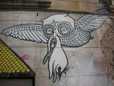Bjorn Rune Lie: Αθήνα Street Art