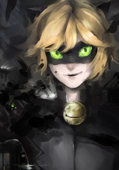 Cat Noir by kowaluAuthorized Reprint ✔ Do not remove sourcePlease rate and bookmark!