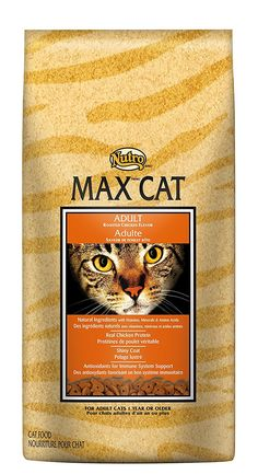 Nutro MAX CAT Adult Dry Cat Food, Roasted Chicken, 3 lbs. > Additional details found at the image link  : Cat food