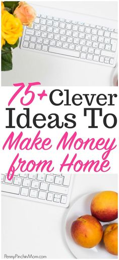 Working from home ideas to make money uk.