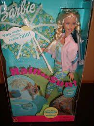"""Résultat de recherche d'images pour """"barbie 2000"""" Barbie 2000, Rain, Images, Hardware, Old Fashioned Toys, Infancy, Souvenirs, History, Search"""