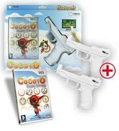 WII COCOTO MAGIC CIRCUS+2 GUNS OFFRE SPE - http://leconnard.fr/wii-cocoto-magic-circus2-guns-offre-spe-2/   #BonPlans
