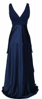 Navy Blue Dresses Prom Navy Bridesmaid Cocktail Gown Navy Formal