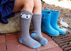 raincloud socks by katie boyette