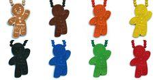 Wood Junkie Necklace Gingerbread Man - Urban Classics-Shop.nl