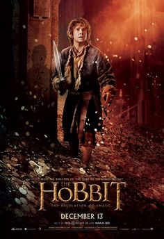 The Hobbit: The Desolation of Smaug - In theaters December 13th, 2013!