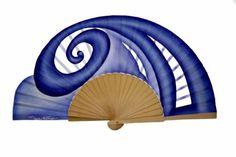 saima  algodon pintado,madera de sicomoro manual Antique Fans, Vintage Fans, Hand Held Fan, Hand Fans, Chinese Fans, Fan Decoration, Parasol, Hot Flashes, Elements Of Art
