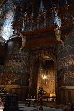 Cathédrale d'Albi - France - orgue