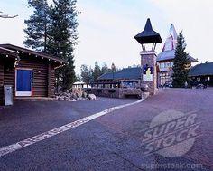 Santa Claus Village at the Artic Circle, Rovaniemi, Finland
