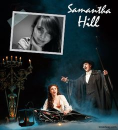 Samantha Hill was born with acting chops. This #WinnipegKid got her start singing and acting in plays at her family's church and trained as an actor at UWinnipeg and the University of Alberta. With key roles in the Royal Manitoba Theatre Centre, Winnipeg Studio Theatre, Rainbow Stage and others, it would only be a matter of time before her talent was recognized further afield. Spring 2013, Samantha took over the principal role of Christine Daaé in the Phantom of the Opera on Broadway in NY. Studio Theater, Theatre, University Of Alberta, Phantom Of The Opera, Coming Out, Plays, Acting, Broadway, Singing