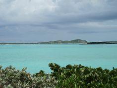Stocking Island, Exuma, Bahamas