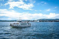 Øyhopping i Oslofjorden