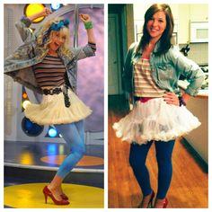 Haha! Robin Sparkles costume - need the bow!