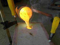 Metal Sand Molding instructions.