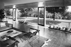Modernist architect Edward Larrabee Barnes is the subject of an exhibition at the Katonah Museum of Art, which Barnes designed in 1990.