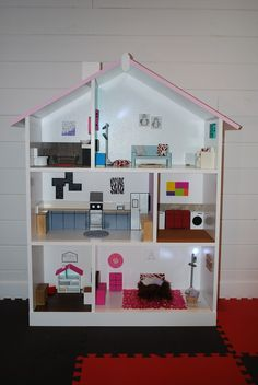 Ana White | Dollhouse - DIY Projects